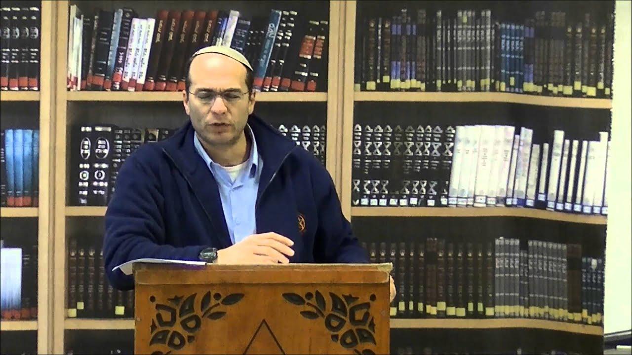 הרב חיים ברוך - כוזרי - 26.01.16